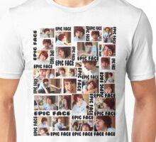 Charlie Epic Face  Unisex T-Shirt