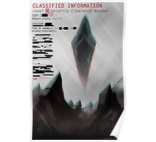 REDACTED (SCP Foundation) Poster