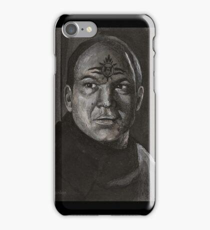 Spiral - General Gregor - BtVS S5E20 iPhone Case/Skin