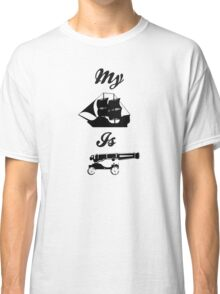 My Ship is Canon Classic T-Shirt
