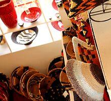 Swazi baskets by habraham