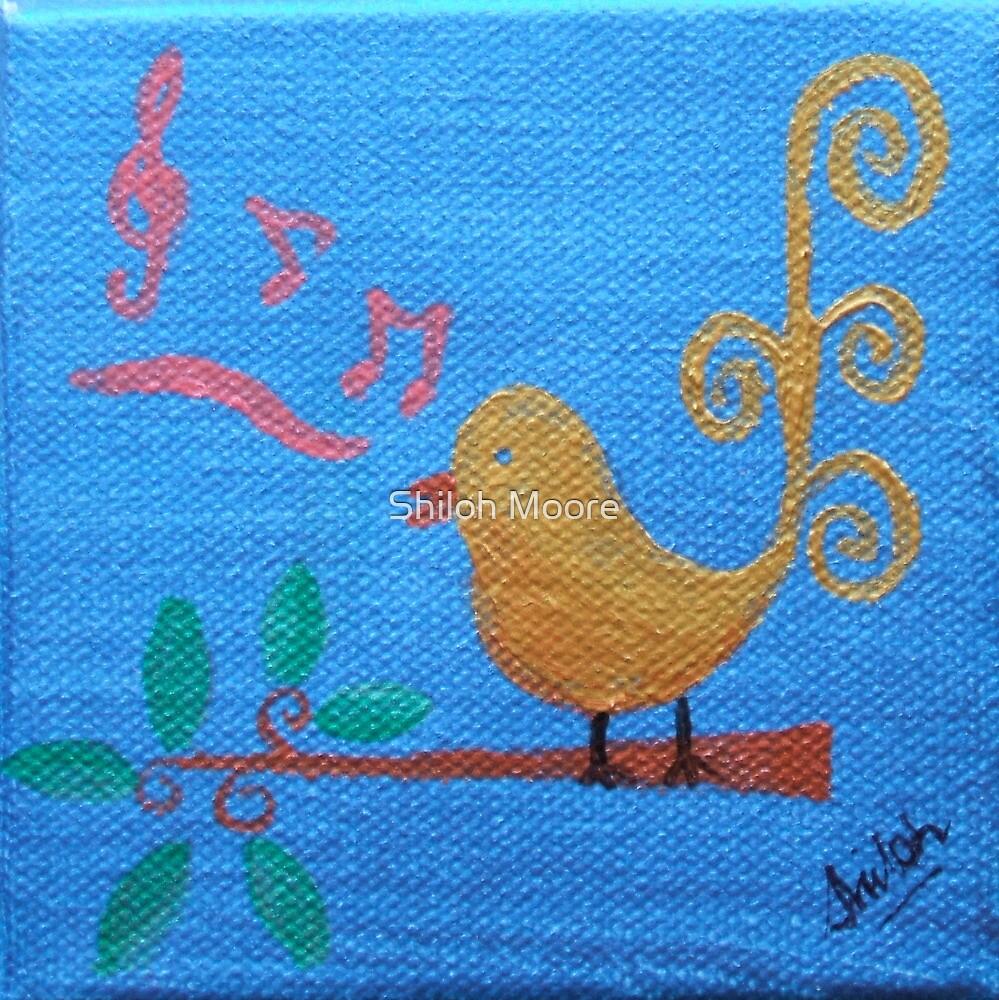 'Singing Birdie' by Shiloh Moore