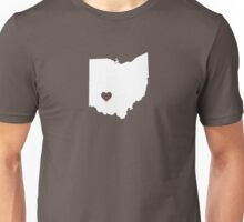 Ohio Heart Unisex T-Shirt