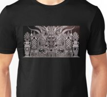 Land of the dead and a step to paradise Unisex T-Shirt