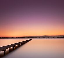 Jetty's Dawn by Mark  Lucey