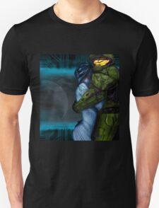 Cortana & Master Chief T-Shirt
