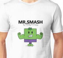 The Mr. Smash  Unisex T-Shirt