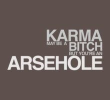 Karma by Adrian Jeffs