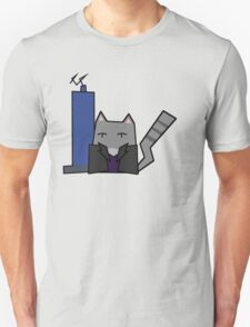 9th Doctor Cat T-Shirt