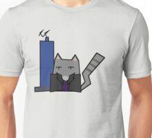 9th Doctor Cat Unisex T-Shirt