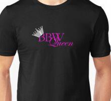 BBW-Queen -Silver Unisex T-Shirt