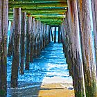Under the Pier by kchased
