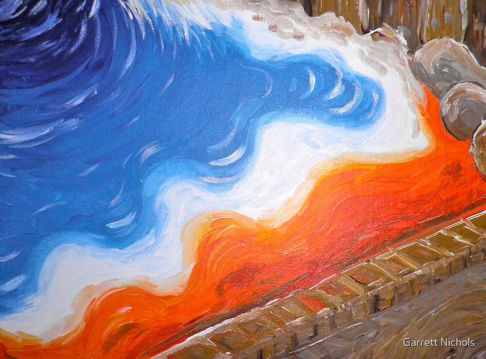 Surreal Beach by Garrett Nichols