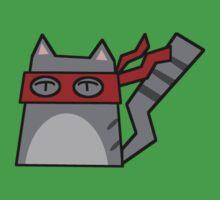 Raphael Teenage Mutant Ninja Kitty Kids Clothes