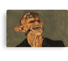 Bargaining P1 - Razor's Lackey - BtVS S6E1 Canvas Print