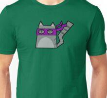 Donatello Teenage Mutant Ninja Kitty Unisex T-Shirt