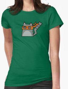 Michaelangelo Teenage Mutant Ninja Kitty T-Shirt