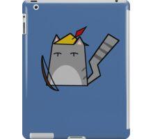 Robin Hood Cat iPad Case/Skin
