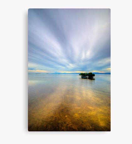 Cloud Zoom 2.0 Canvas Print
