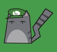 Luigi Cat by Rjcham