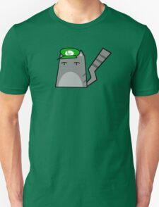 Luigi Cat T-Shirt