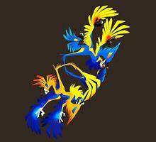 Microraptor Opposites Unisex T-Shirt