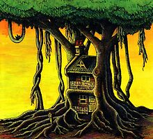 Treehouse by Joel Tarling