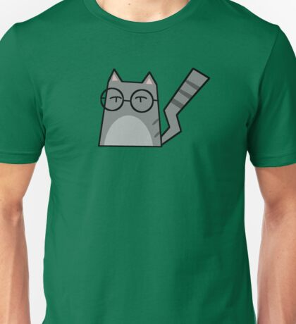 Daria Cat Unisex T-Shirt