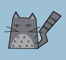 Totoro Cat Baby Tee