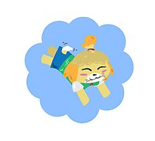 Isabelle's Free Time Photographic Print