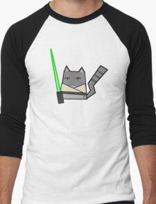 Skywalker Cat Men's Baseball ¾ T-Shirt