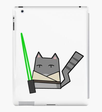 Skywalker Cat iPad Case/Skin