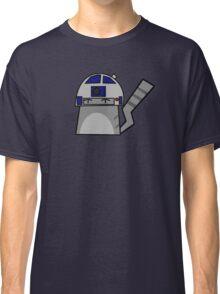 R2D2 Cat Classic T-Shirt