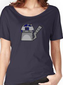 R2D2 Cat Women's Relaxed Fit T-Shirt