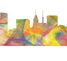 Baltimore, Maryland Skyline WB1 Sticker