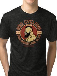 Pro-Wrestling Club Tri-blend T-Shirt