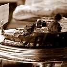 Chocolate Torte by tirrera