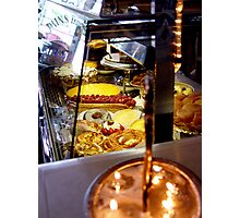 French Patisserie Photographic Print