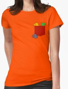 Monsters in a pocket T-Shirt