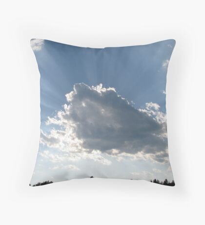 Presence Throw Pillow