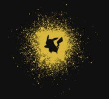 pikachu splotch by Rjcham