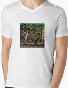 The Yellow House, Potts Point Mens V-Neck T-Shirt