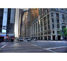 Houston Downtown Photographic Print