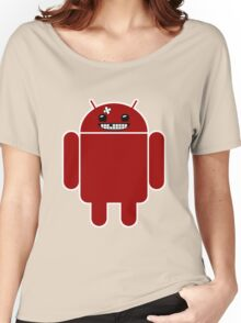 Super Meat Droid Women's Relaxed Fit T-Shirt