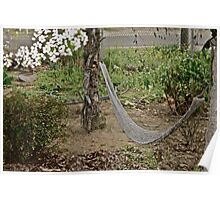 Lonely Hammock Poster
