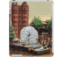 El Alamein Fountain, Kings Cross iPad Case/Skin