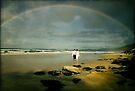 Rainbow Beach... by Carol Knudsen