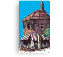 Hopscotch Cafe, Annandale Canvas Print
