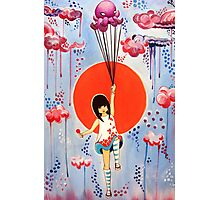 afloat nippon Photographic Print