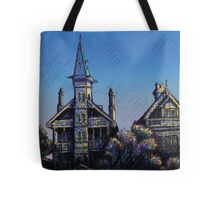 Witches' Houses, Johnston St, Annandale Tote Bag